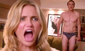 Cameron Diaz and Jason Segel in Sex Tape