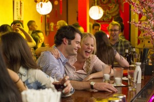 Bill Hader and Amy Schumer in Trainwreck (Universal Pictures)