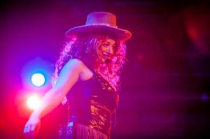 Leah Haviland, one of the featured performers in The Best of Shadowbox (Shadowbox Live photo)