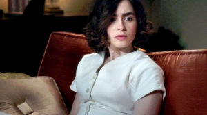 Lily Collins as aspiring movie star Marla Mabrey